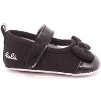 Scarpe Bambino Pantofole Lulu 165 - LX090006S Nero