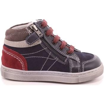 Scarpe Bambino Sneakers alte Nero Giardini MP 320 - A724352M 201 Blu