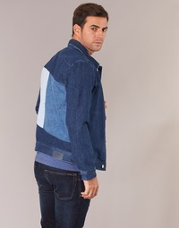 Abbigliamento Uomo Giacche in jeans Tommy Jeans TJM STREET TRUCKER JKT Blu / Medium
