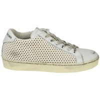 Scarpe Donna Sneakers basse Leather Crown LEATHER CROWN SNEAKERS DONNA WICONIC2          BIANCO