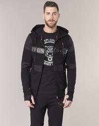 Abbigliamento Uomo Felpe Philipp Plein Sport PART OF ME Nero