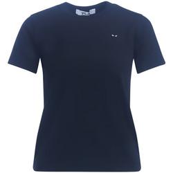 Abbigliamento Donna T-shirt maniche corte Comme Des Garcons T-Shirt da donna  nera Nero