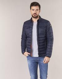 Abbigliamento Uomo Piumini Schott NIELS Marine
