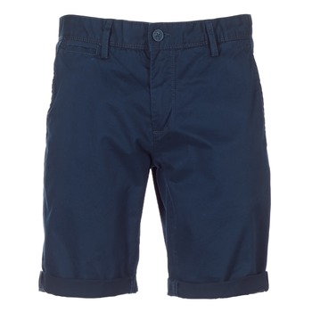 Abbigliamento Uomo Shorts / Bermuda Teddy Smith SHORT CHINO Marine