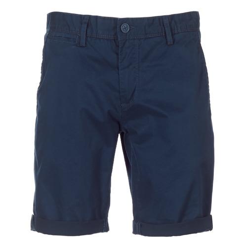 Abbigliamento Uomo Shorts / Bermuda Teddy Smith SHORT CHINO Marine