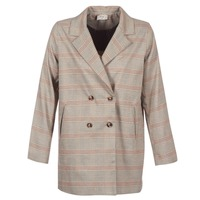 Abbigliamento Donna Giacche / Blazer Betty London  Beige