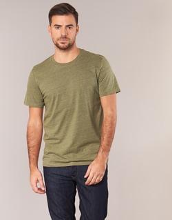 Abbigliamento Uomo T-shirt maniche corte Jack & Jones TABLE CORE Kaki