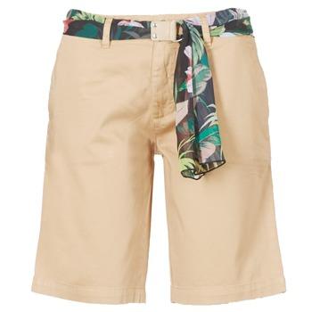 Abbigliamento Donna Shorts / Bermuda Guess BENARIO Beige