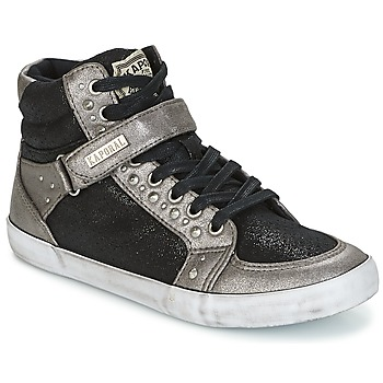 Scarpe Donna Sneakers alte Kaporal SNATCHY Nero