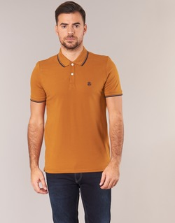 Abbigliamento Uomo Polo maniche corte Selected SEASON Marrone