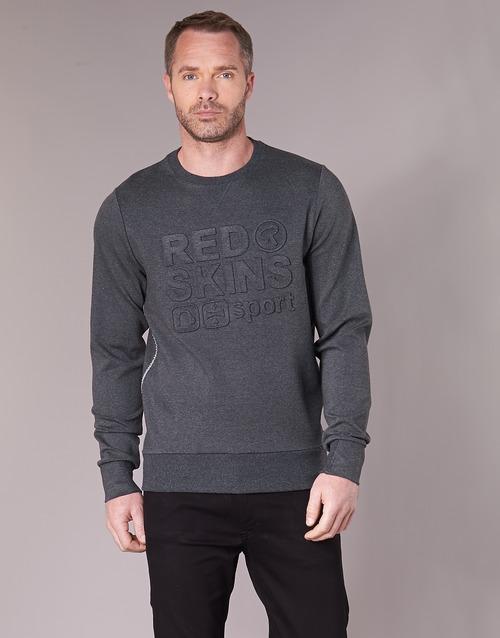 Abbigliamento Consegna Uomo 3350 Redskins Gratuita Grigio Felpe Onward vO8wym0Nn