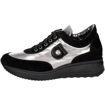 Scarpe Donna Sneakers basse Agile By Ruco Line Agile By Rucoline 1304(6) Sneakers Bassa Donna NERO/ARGENTO NERO/ARGENTO