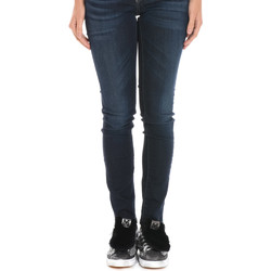Abbigliamento Donna Jeans slim Roy Rogers ROY ROGER'S JEANS DONNA PUSHUPMUSCIDA999          BLU