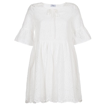 Abbigliamento Donna Abiti corti Betty London INNATU Bianco