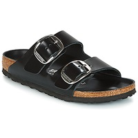 Scarpe Donna Ciabatte Birkenstock ARIZONA BIG BUCKLE Nero