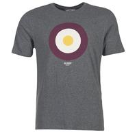 Abbigliamento Uomo T-shirt maniche corte Ben Sherman THE TARGET TEE Grigio
