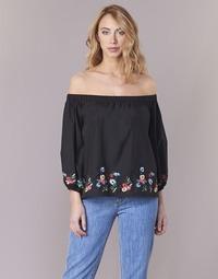 Abbigliamento Donna Top / Blusa Moony Mood IFITI Nero