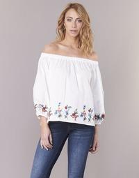 Abbigliamento Donna Top / Blusa Moony Mood IFITI Bianco