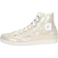 Scarpe Donna Sneakers alte Agile By Ruco Line 2812(A8) PLATINO