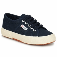 Scarpe Bambino Sneakers basse Superga 2750 KIDS MARINE