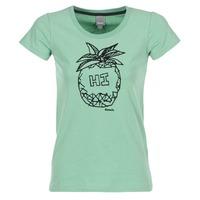 Abbigliamento Donna T-shirt maniche corte Bench BLWG002642 Verde