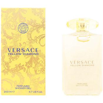 Bellezza Donna Corpo e Bagno Versace Yellow Diamond Bath & Gel De Ducha  200 ml