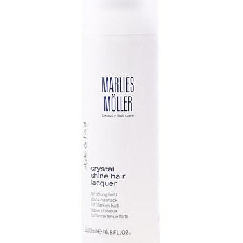Bellezza Gel & Modellante per capelli Marlies Möller Styling Crystal Shine Hair Lacquer  200 ml