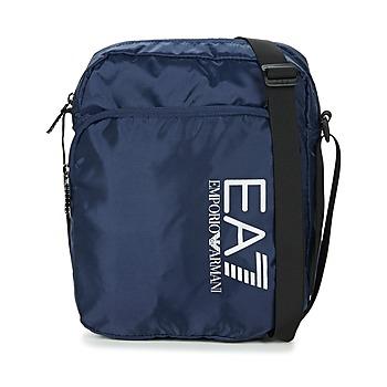 Borse Uomo Pochette / Borselli Emporio Armani EA7 TRAIN PRIME U POUCH BAG LARGE B Marine