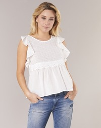 Abbigliamento Donna Top / Blusa Betty London INNATOUNE Bianco