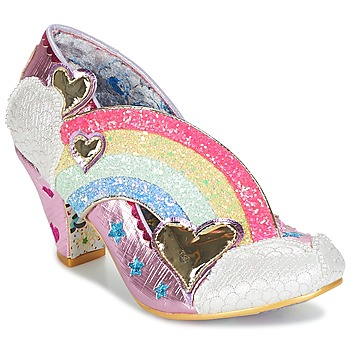 Scarpe Donna Décolleté Irregular Choice SUMMER OF LOVE Rosa