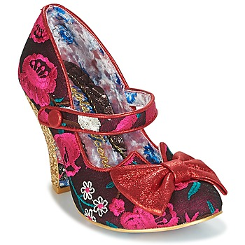Scarpe Donna Décolleté Irregular Choice FANCY THIS Rosa