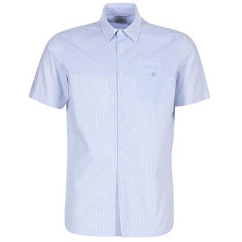 Abbigliamento Uomo Camicie maniche corte Oxbow K1CAMINO Blu / Cielo