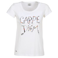 Abbigliamento Donna T-shirt maniche corte Oxbow K1TEANA Bianco