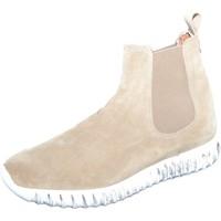 Scarpe Uomo Stivali Malu Shoes Scarpe uomo beatles art:0164 made in italy fondo rigato sporco r BEIGE