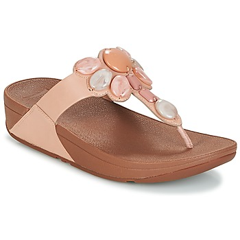 Scarpe Donna Infradito FitFlop HONEYBEE JEWELLED TOE Nude