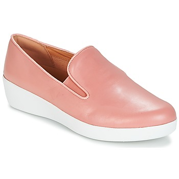 Scarpe Donna Slip on FitFlop SUPERSKATE Rosa