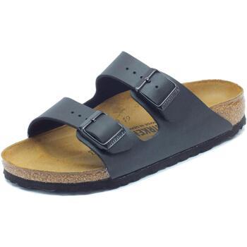 Scarpe Uomo Sandali Birkenstock Sandali per uomo Arizona BS colore black  Black 78567171ab8