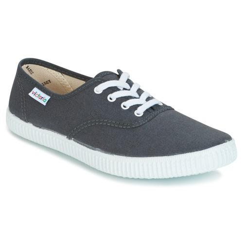 Victoria INGLESA LONA Antracite  Scarpe Sneakers basse  29