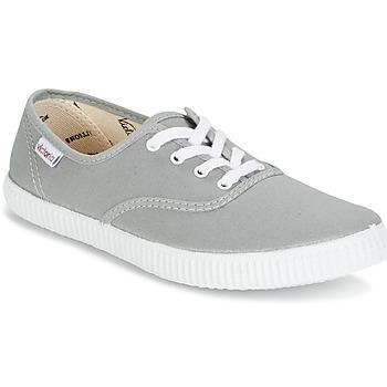 Scarpe Sneakers basse Victoria INGLESA LONA Grigio