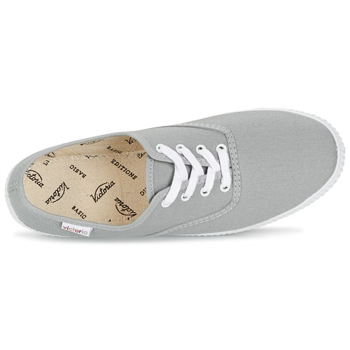 Victoria INGLESA LONA Grigio  Scarpe Sneakers basse  20,30