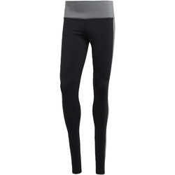 Abbigliamento Donna Leggings adidas Performance Tight Believe This High-Rise Heathered Nero