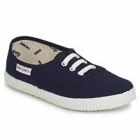 Scarpe Bambino Sneakers basse Victoria 6613 KID MARINO