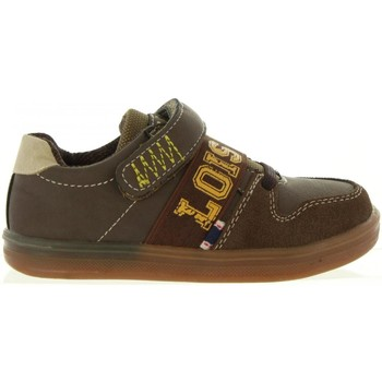 Scarpe Unisex bambino Sneakers basse Lois Jeans 46001 Marrón