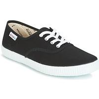 Scarpe Sneakers basse Victoria INGLESA LONA Nero