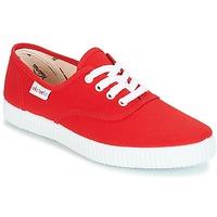 Scarpe Sneakers basse Victoria INGLESA LONA Rosso