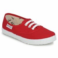 Scarpe Unisex bambino Sneakers basse Victoria 6613K Rosso