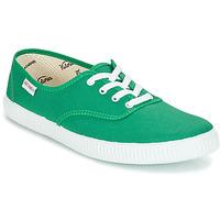 Scarpe Sneakers basse Victoria INGLESA LONA Verde