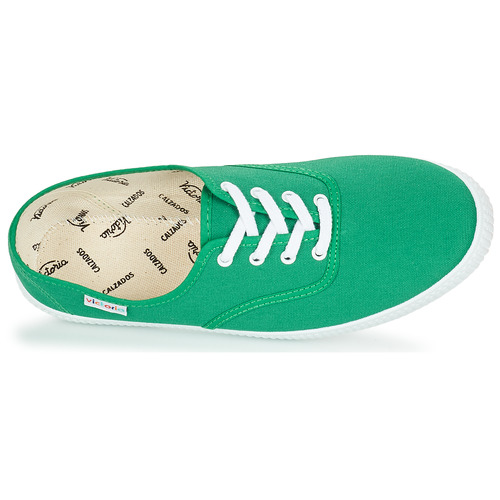 Consegna Basse Gratuita Scarpe Verde Sneakers 2030 Lona Victoria Inglesa R54jLA