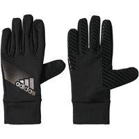 Accessori Guanti adidas Performance Guanti Field Player Climaproof Nero / Grigio