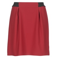 Abbigliamento Donna Gonne Naf Naf KATIA Rosso